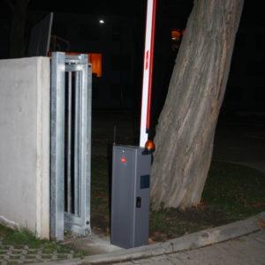 Dostawa i montaż szlaban BFT Moovi  lokalizacja Wrocław