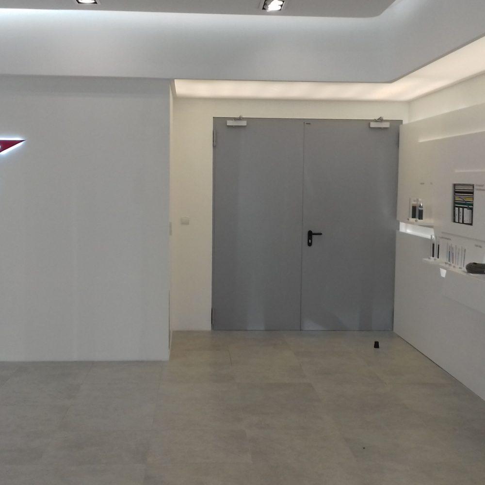 Drzwi stalowe płaszczowe Wiśniowski – LS CABLE